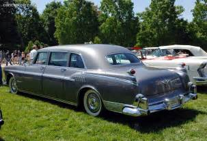Chrysler Imperial Crown 1953 Chrysler Crown Imperial Information And Photos