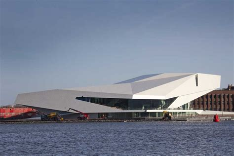Urban Modern Design by Amsterdam Architecture Netherlands Buildings E Architect