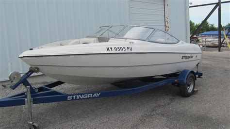 stingray boats used stingray boats 180 rx runabouts used in nicholasville ky