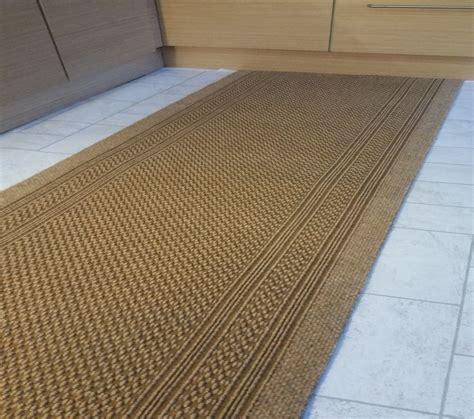 rubber backed rugs runners bl1 sand heavy duty non slip rubber backed runner barrier mat 2 quot 2 x 4ft ebay