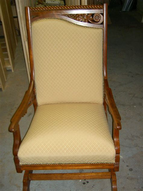 Reupholster Antique Chair by Furniture Restoration Reupholstery Schindler S