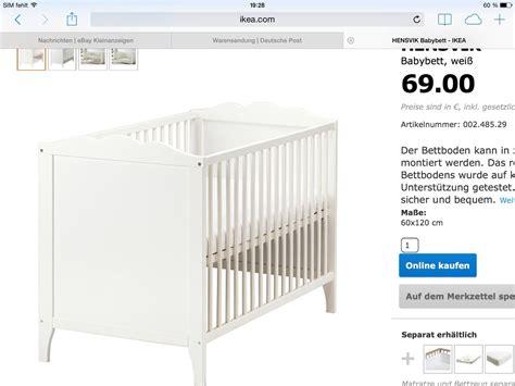 Ikea Hensvik Bett