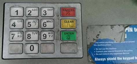atm cash machine cleaning service banks