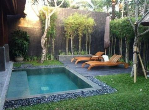 small backyard pool best 25 small backyard pools ideas on