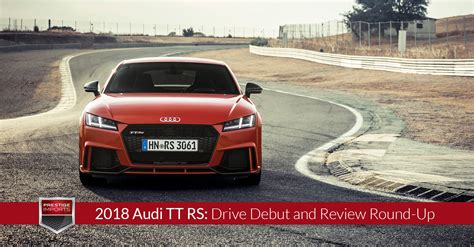 Audi Learning Center by 2018 Audi Tt Rs Drive Debut And Review Up