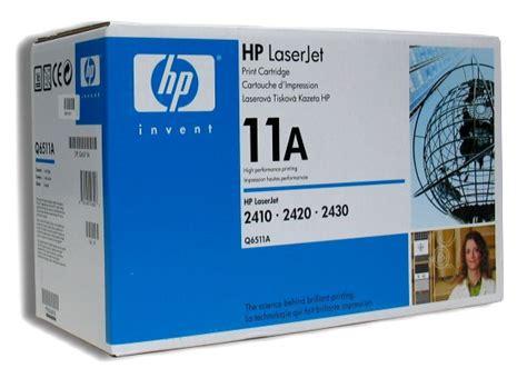 Toner Q6511a by Hp Toner Q6511a Laserjet 2410 2420 2430 Schwarz A11 Neu