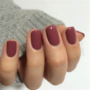 fall color nails 10 winter nail colors for your bridesmaids