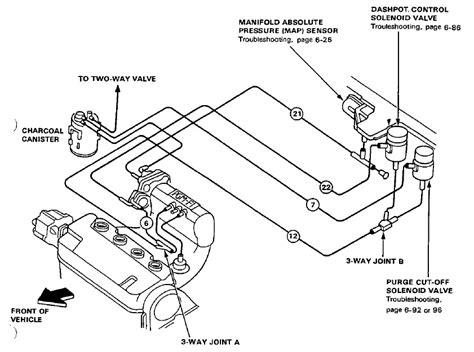 D16y7 Vacuum Hose Diagram