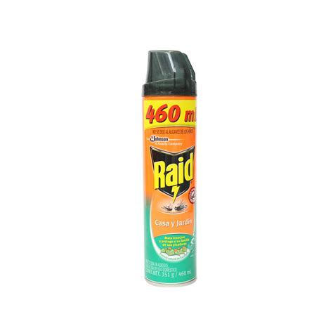 raid casa y jardin eucalipto aerosol 400ml