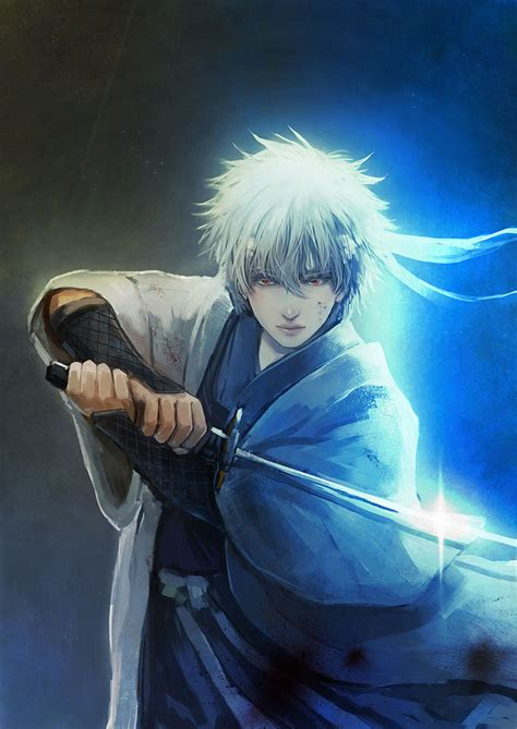 Takezo Collections Original Gold Bokken anime series gintama character sword light
