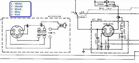 galaxy 4 pin mic wiring diagrams free engine image for user manual