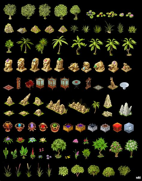 game design resources awesome 2d rpg game resources tilesets sprites and