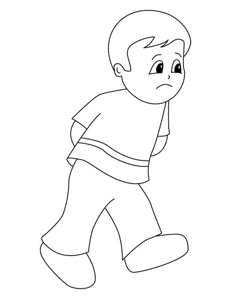Sad Coloring Page Download Free Sad Coloring Page For Sad Coloring Page