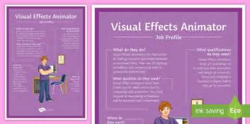 poster design job description visual effects animator job profile a4 display poster jobs