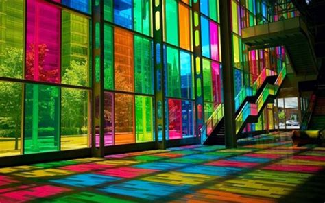 Rainbow Interior Design 17 brilliant rainbow interior designs for all those who