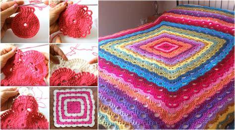 crochet pattern virus blanket free pattern wonderful virus crochet blanket diy smartly