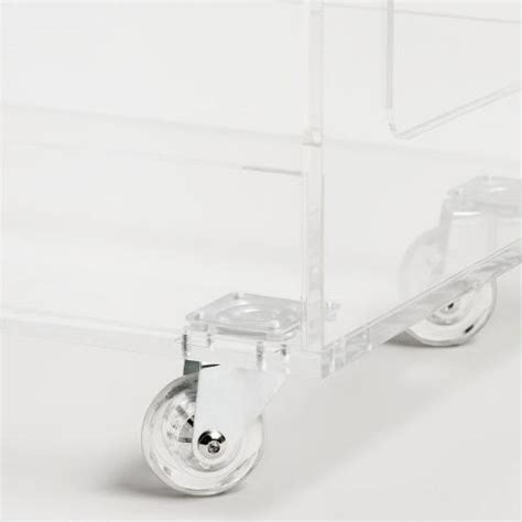 designstyles for your home acrylic bar cart world market