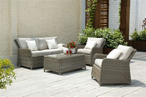 wicker outdoor furniture how to buy the best rattan garden furniture out out
