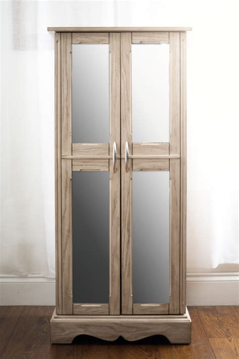 Chelsea Jewelry Armoire by Chelsea Jewelry Armoire Grey Mist Hives And Honey