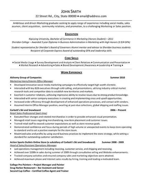24 best best marketing resume 24 best images about best marketing resume templates