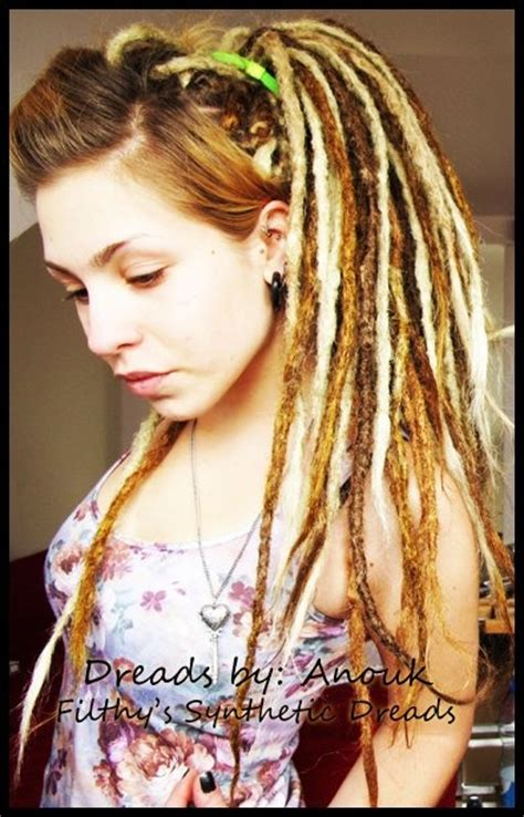 artificial dreadlock hairstyles 17 best images about the playa provides on pinterest