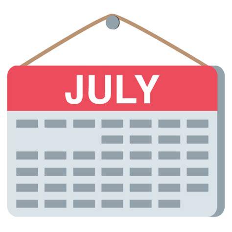 Calendar Emoji Calendar Emoji For Email Sms Id 724