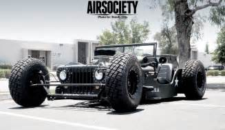 willys jeep rod cars