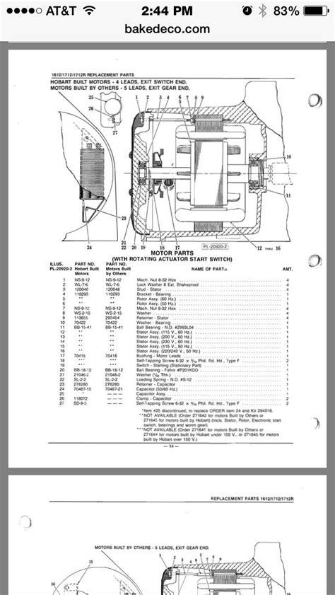hobart wiring diagram wiring diagram with description