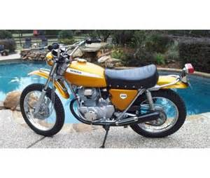 Honda Sl350 For Sale Buy 1970 Honda Sl350 K0 On 2040 Motos