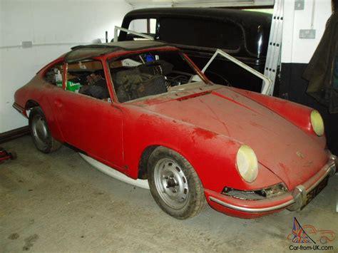 Porsche For Restoration For Sale 1966 porsche 912 for restoration restoration project