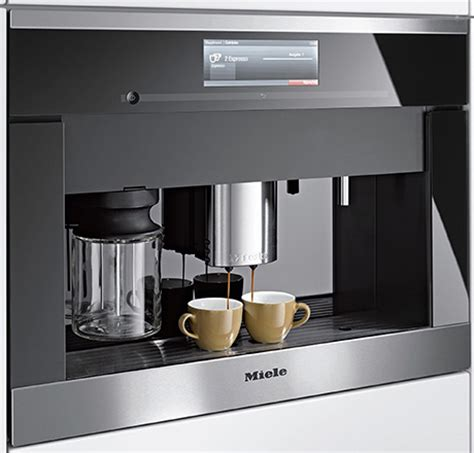 Plumbed In Coffee Machine by Best Luxury Wine Humidors And Built In Coffee Systems Reviews Ratings