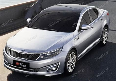 Kia Optima Led Running Lights 2014 Up Kia Optima K5 12 Led Oem Fit Led Daytime Running