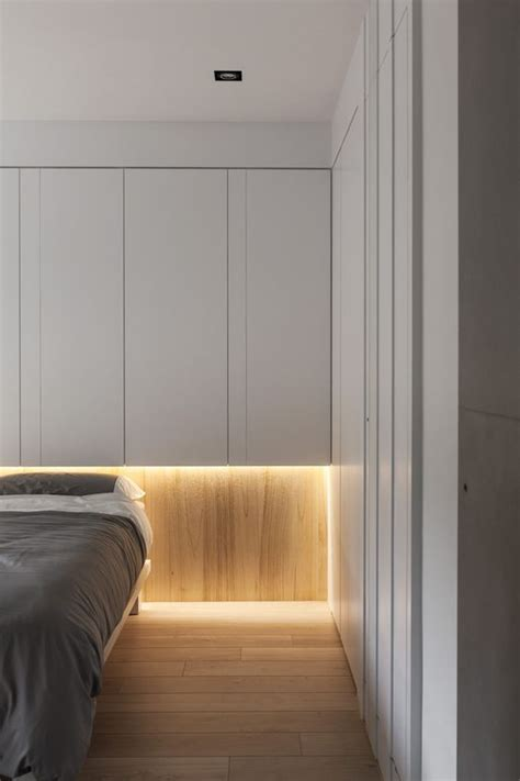 side bedrooms and bedroom lighting on