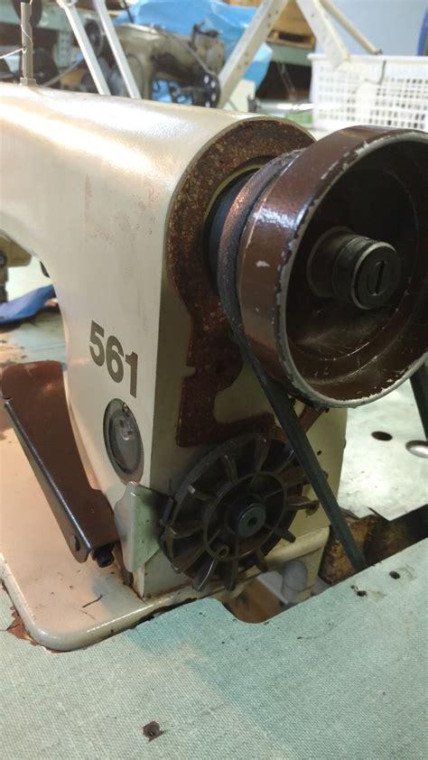 pfaff  industrial sewing machine needle feed head
