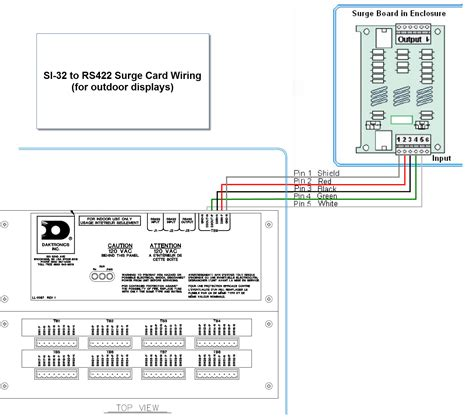 rs422 cat 5 wiring diagram wiring diagram and schematics