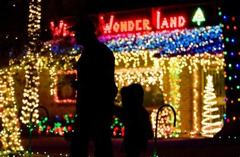 winterhaven festival of lights winterhaven event opens tonight what it s like to live in