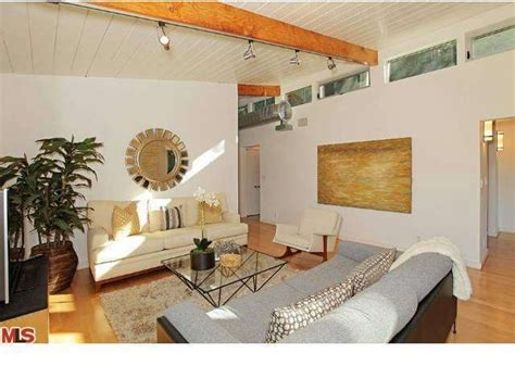 venus williams lists mid century home in la