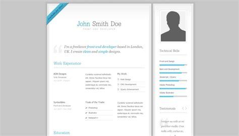 20 creative resume website templates 20 creative resume website templates to improve your