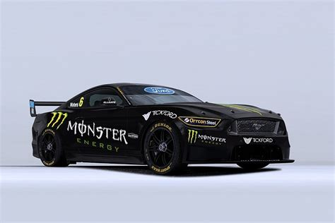 ford mustang supercar ford revives works supercars programme with mustang for