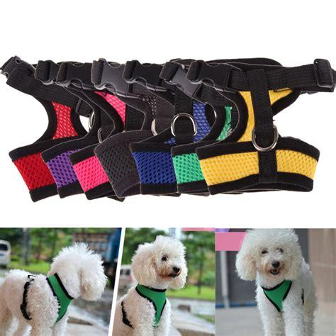 comfort vest for dogs adjustable comfort soft breathable dog harness pet vest