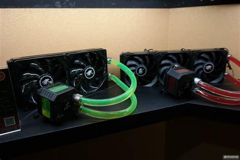 Enermax Lepa Neolussion Rgb Led computex 2016 lepa h 225 zak hűtők t 225 pok az enermax