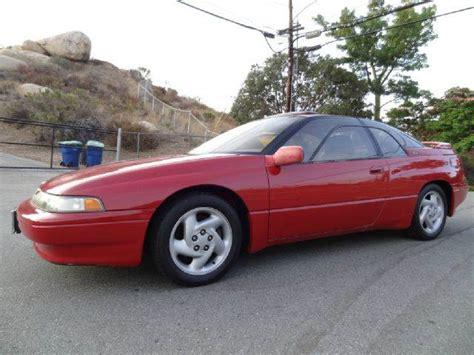 how does cars work 1993 subaru alcyone svx user handbook main