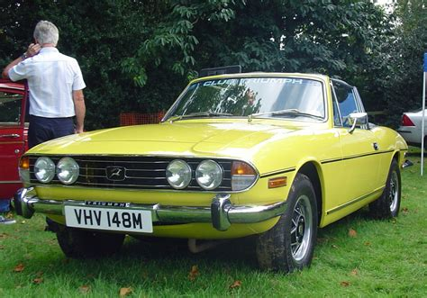 triumph 2000 defining the carshow classic 1976 triumph stag what if public appeal was the only criterion for success