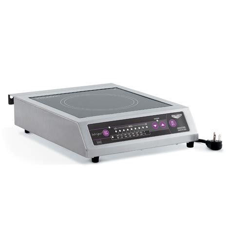 vollrath induction cooktop vollrath 6950020 countertop commercial induction cooktop w