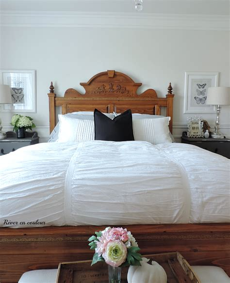 rever de chambre la chambre 224 coucher en blanc et gris r 234 ver en couleur