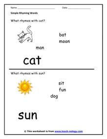 Calendar Rhyme Rhyming Words Worksheet Search Results Calendar 2015