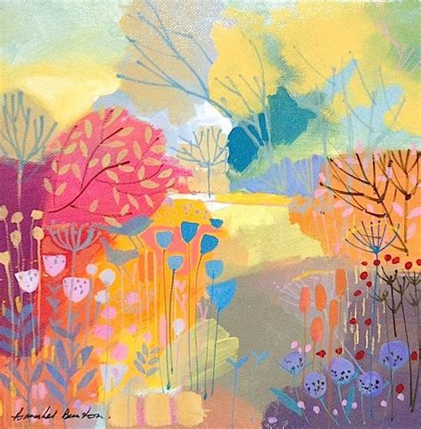 house painters brton changing seasons painting by annabel burton