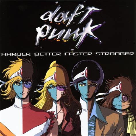 daft punk better faster stronger daft punk harder better faster stronger lyrics
