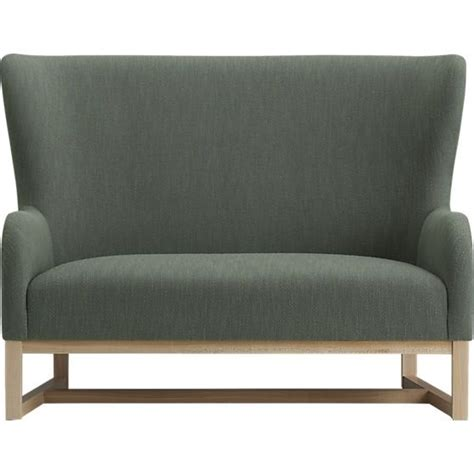 cb2 sofas suitor escargot loveseat in view all furniture cb2