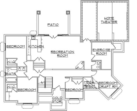 westfield 2194 square foot two story floor plan traditional style house plans 2194 square foot home 1